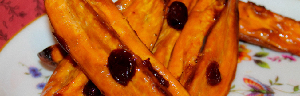 Roasted Butternut Squash & Cranberry
