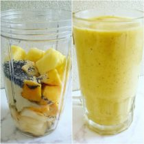 tropicalproteinsmoothie